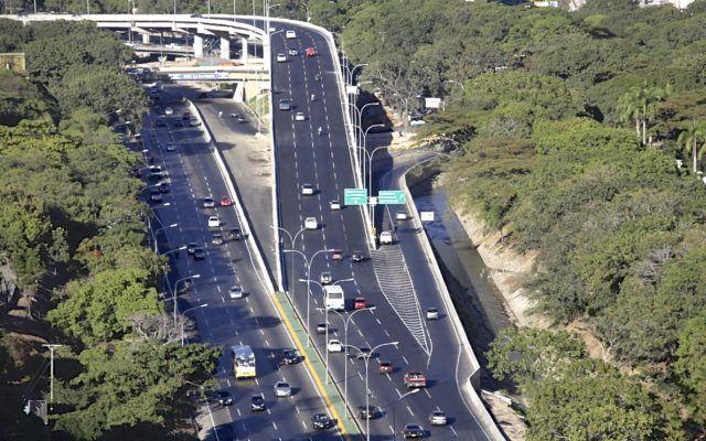 Ampliación de la autopista Valle Coche