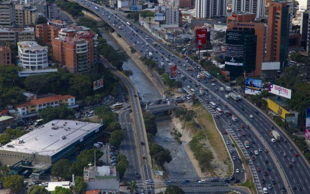 La interconexión Norte Sur de Caracas