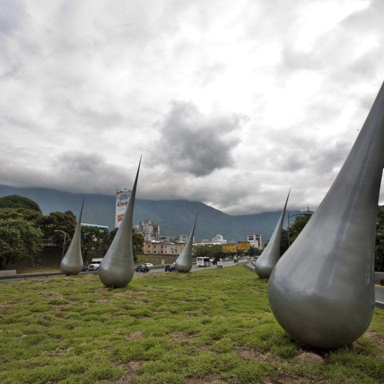 Fragmentos de Lluvia para Caracas