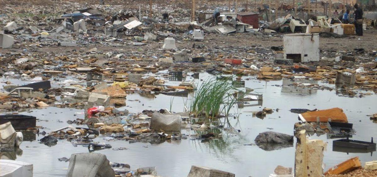 Colapso medioambiental y desarrollismo