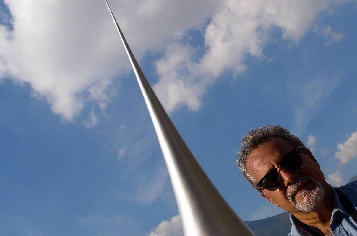 Carlos Medina conjuga el arte y la física para que la naturaleza se exprese