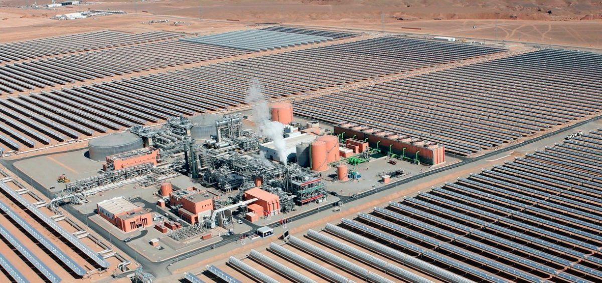 Generacion eléctrica termosolar CSP alternativa ecológica y factible para Venezuela