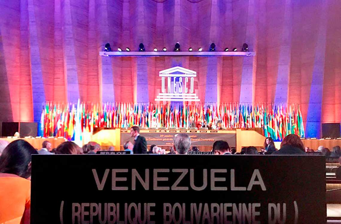 Venezuela Unesco