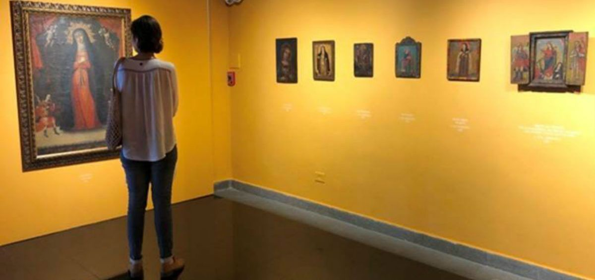 Arte Colonial Latinoamericano en Caracas