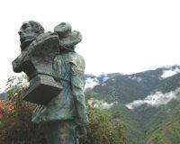El merideño Domingo Peña fue el primero en pisar la cima del Pico Bolívar