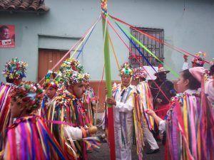 San Benito suena tu tambor