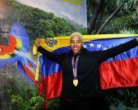 Yulimar Rojas recibió premio As América en España