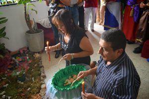 La Paradura del Niño, una tradición andina