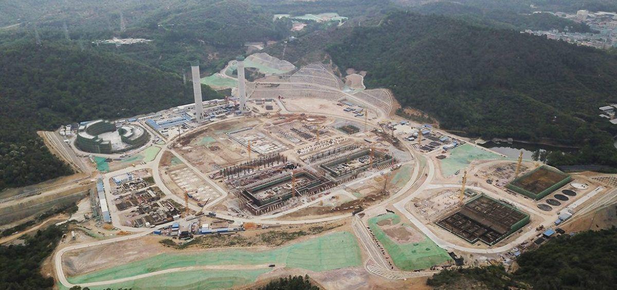 China construye la planta de conversión de residuos más grande del mundo