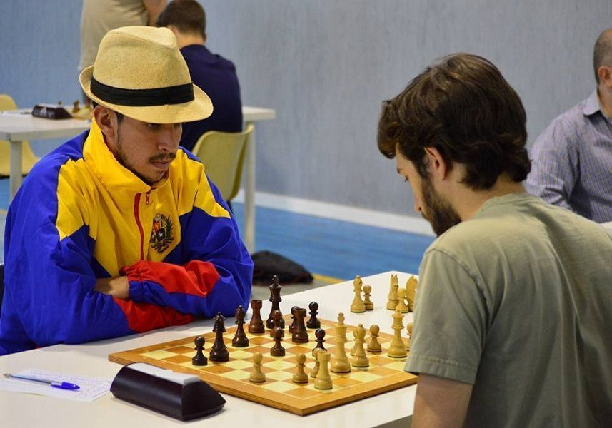 Ajedrecista venezolano gana XVIII Festival Master en Francia