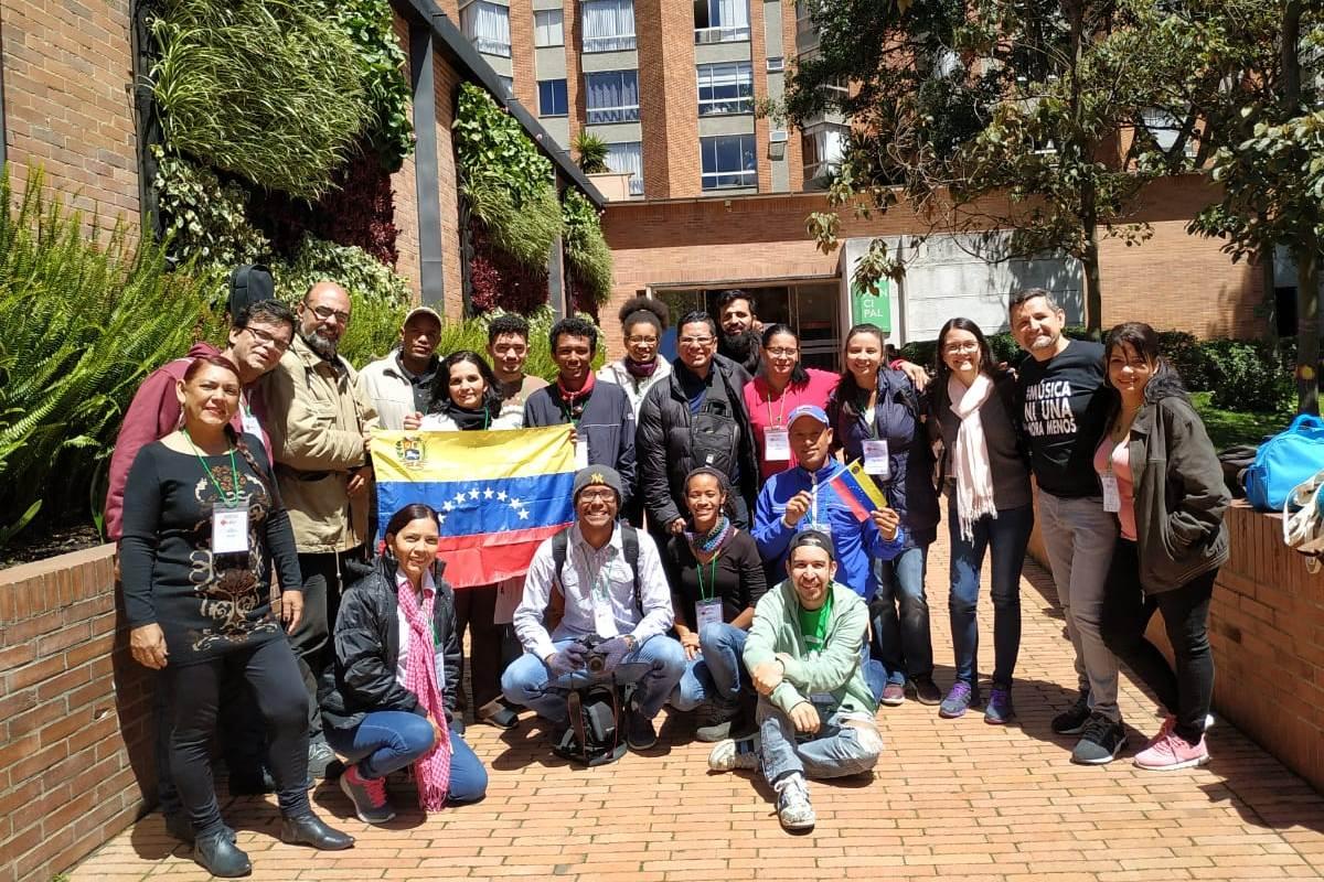 Venezuela llevó mensaje de paz al Foro Latinoamericano de Educación Musical