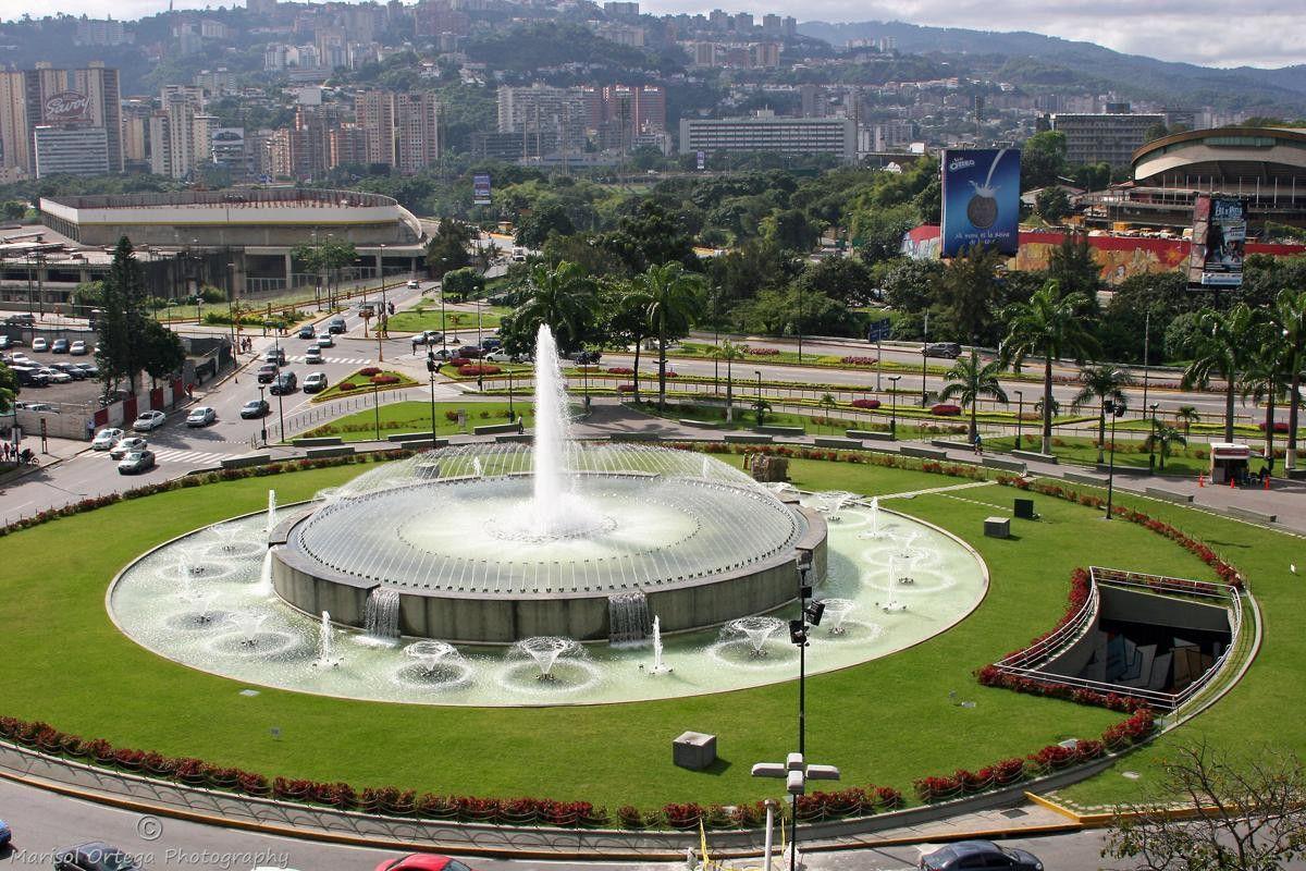 Plaza Venezuela un espacio de arte para la vida