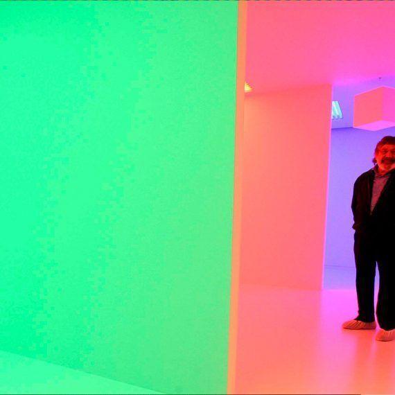 La celebración de los colores de Carlos Cruz-Diez en otras dimensiones