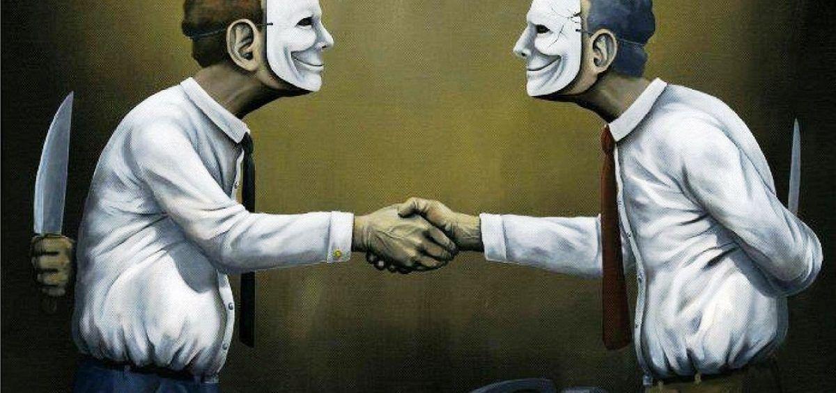 La hipocresías del orden mundial