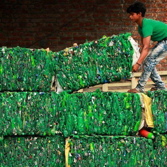 Reciclar para transformar y crear nuevos objetos
