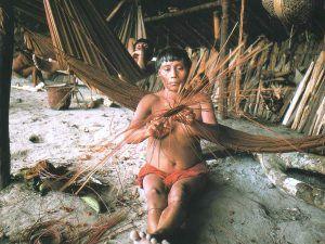 Shabono yanomami, la vida en armonía con la Amazonía