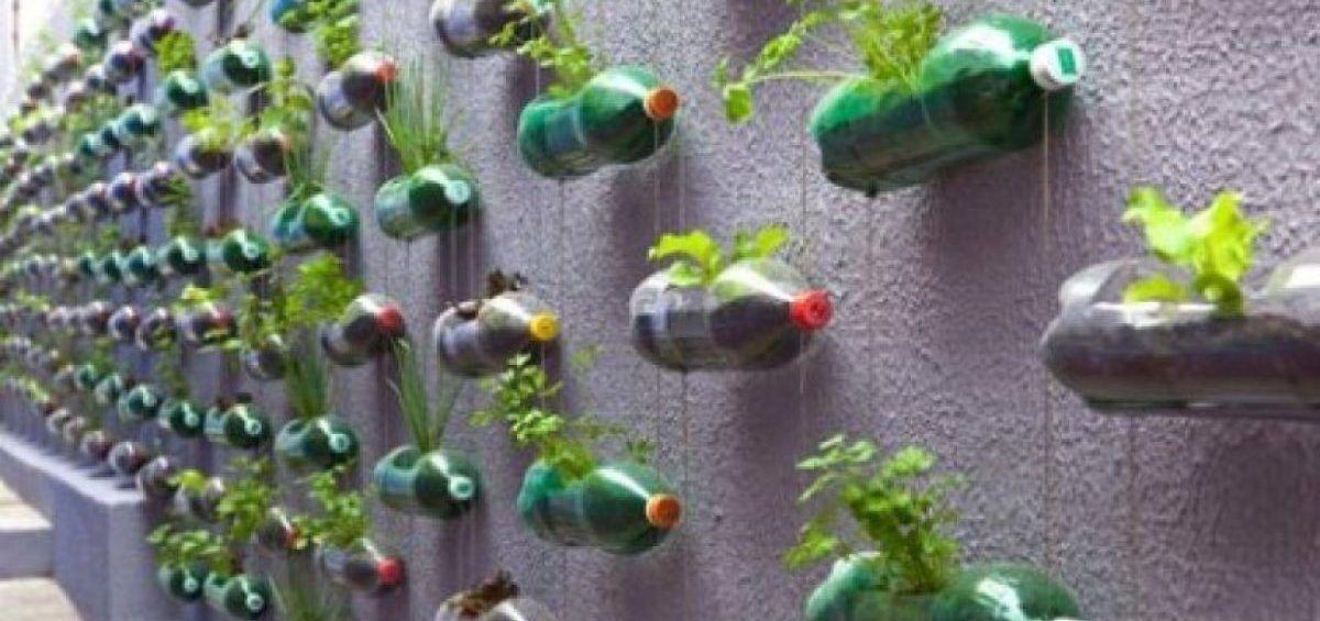 Reciclar y reutilizar el plástico comienza por casa