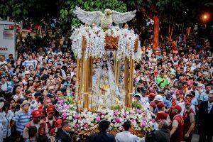 Venezuela celebra la fiesta de la Virgen Patriota