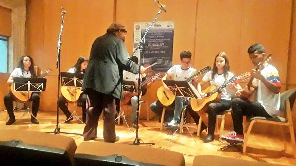 Ensamble venezolano ganó en Italia Concurso Internacional de Guitarra Alirio Díaz