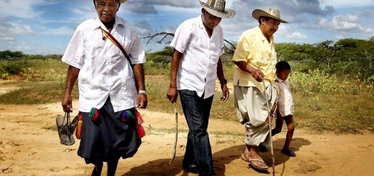 La palabra en clave de paz: Palabrero Wayuu
