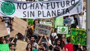 Los jóvenes toman la vanguardia a favor de la vida en el planeta