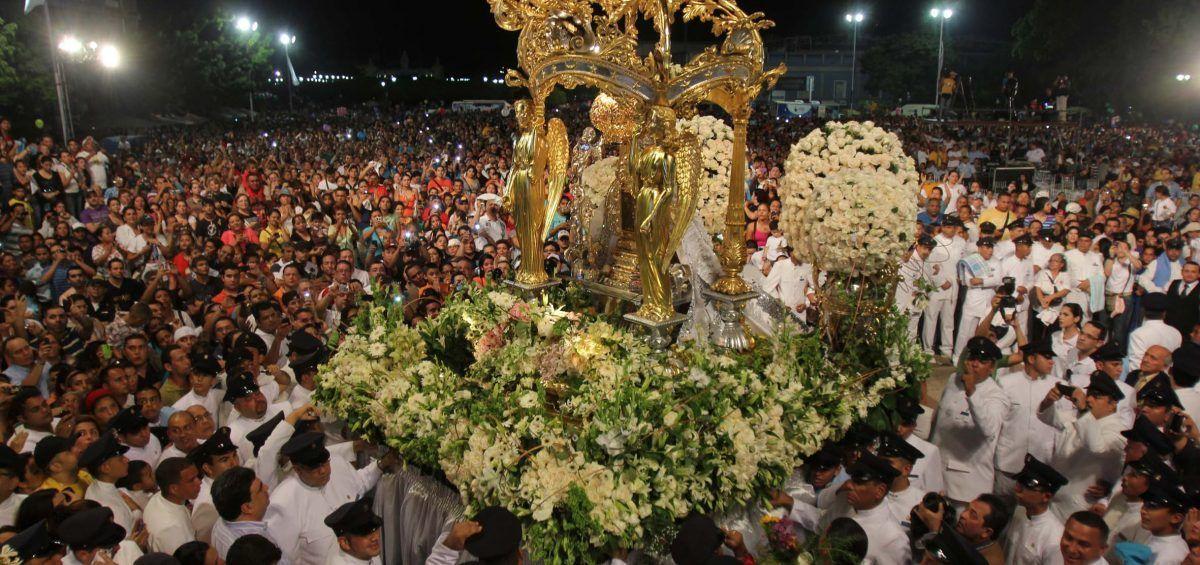 El Zulia inicia la Navidad celebrando a la Chinita