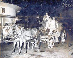 Isidoro: el cochero que sobrevivió tranvías, carros y autobuses