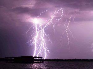 1,6 millones de relámpagos iluminan cada año al Catatumbo