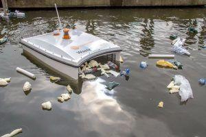 Tecnología de vanguardia en la lucha contra la contaminación oceánica