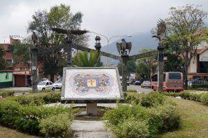 Las cinco águilas blancas de Venezuela