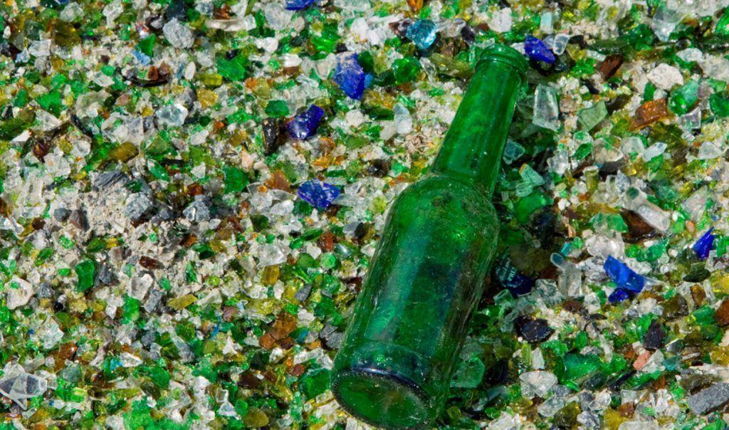 El reciclaje del vidrio es ilimitado