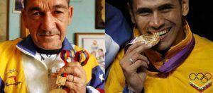 Morochito Rodríguez, el primer oro olímpico
