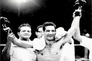 Morochito Rodríguez, el primer oro olímpic
