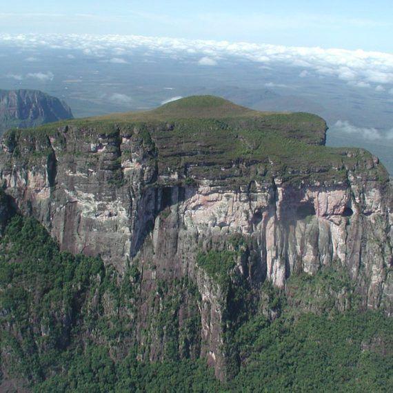 Venezuela, paraíso de monumentos naturales