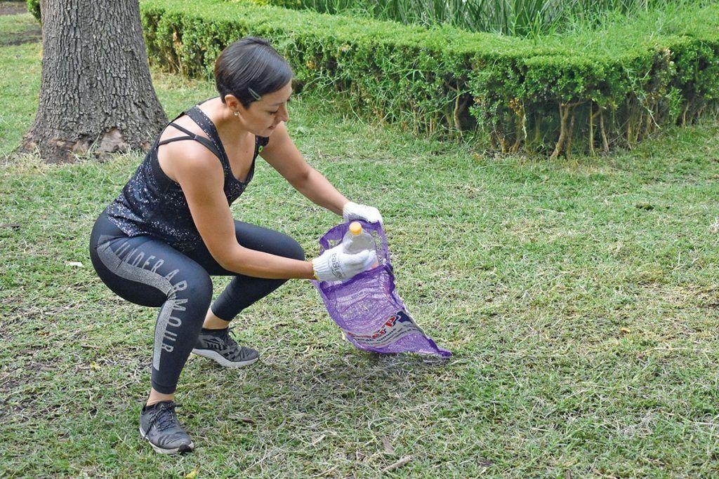 Plogging: nueva tendencia deportiva ecológica