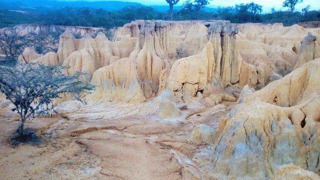 La Hundición de Yai, sorprendente lugar donde la tierra se volteó