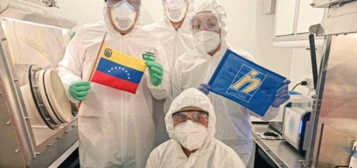 Venezolanos ponen todo para hacer frente al Covid 19