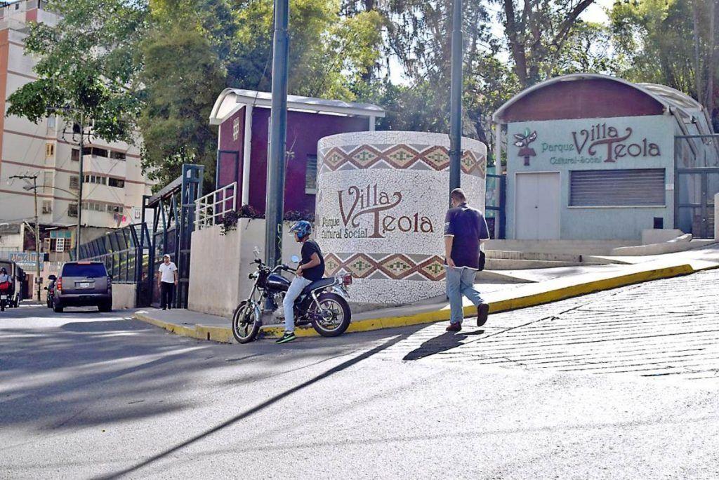 Ciudad, cultura y memoria se encuentran en Villa Teola
