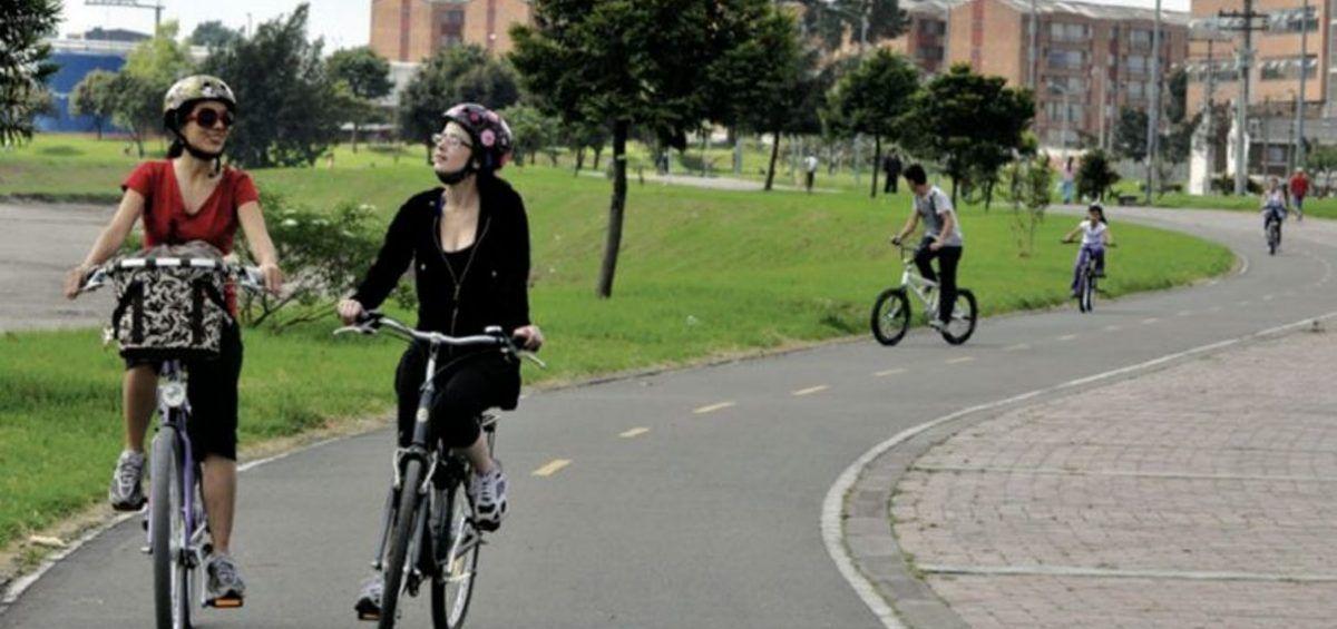Más sanos, ecológicos y felices en bicicleta