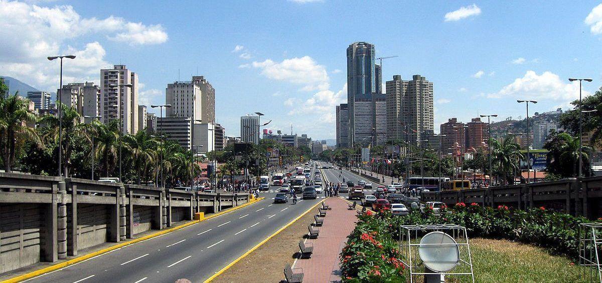 Caracas ciudad de contrastes