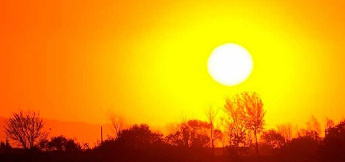 El cambio climatico se acekera y un nuevo récord de temperatura acecha