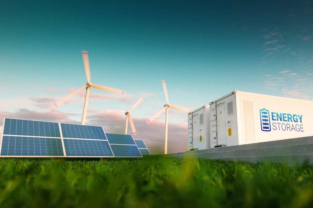 Crean sistema que almacena energía renovable en bloques de hormigón