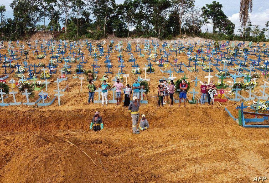 Desforestación e incendios en la Amazonía brasileña aumentaron en junio