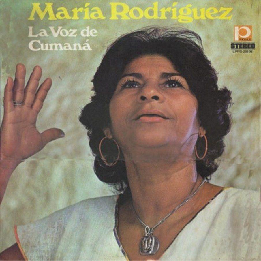 El eterno encanto de María Rodríguez, la Sirena de Cumaná