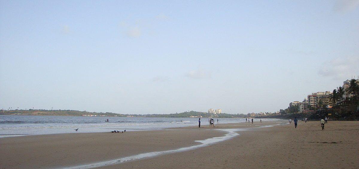 El inspirador ejemplo de voluntad en playa Versova