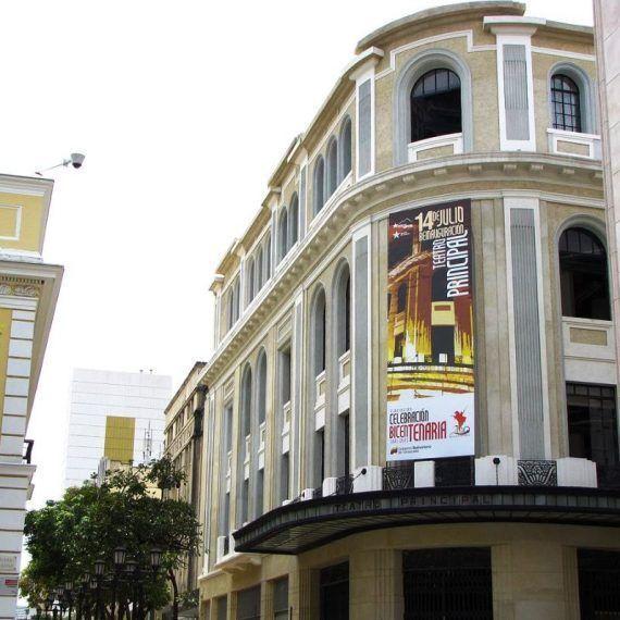 El Teatro Principal, innovación arquitectónica de la Caracas de 1930