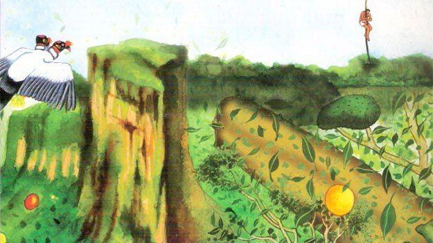 El árbol de la vida y otras leyendas indígenas
