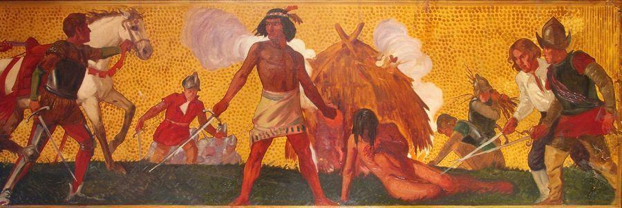 Guaicaipuro unificó el poderío indígena para la resistencia al invasor