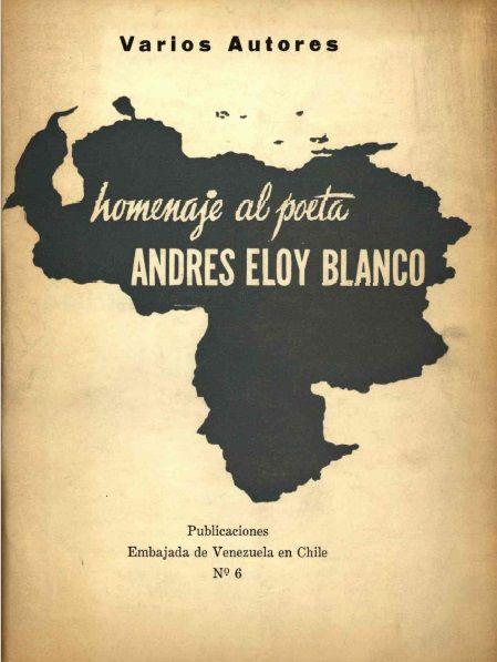 Homenaje al poeta Andrés Eloy Blanco