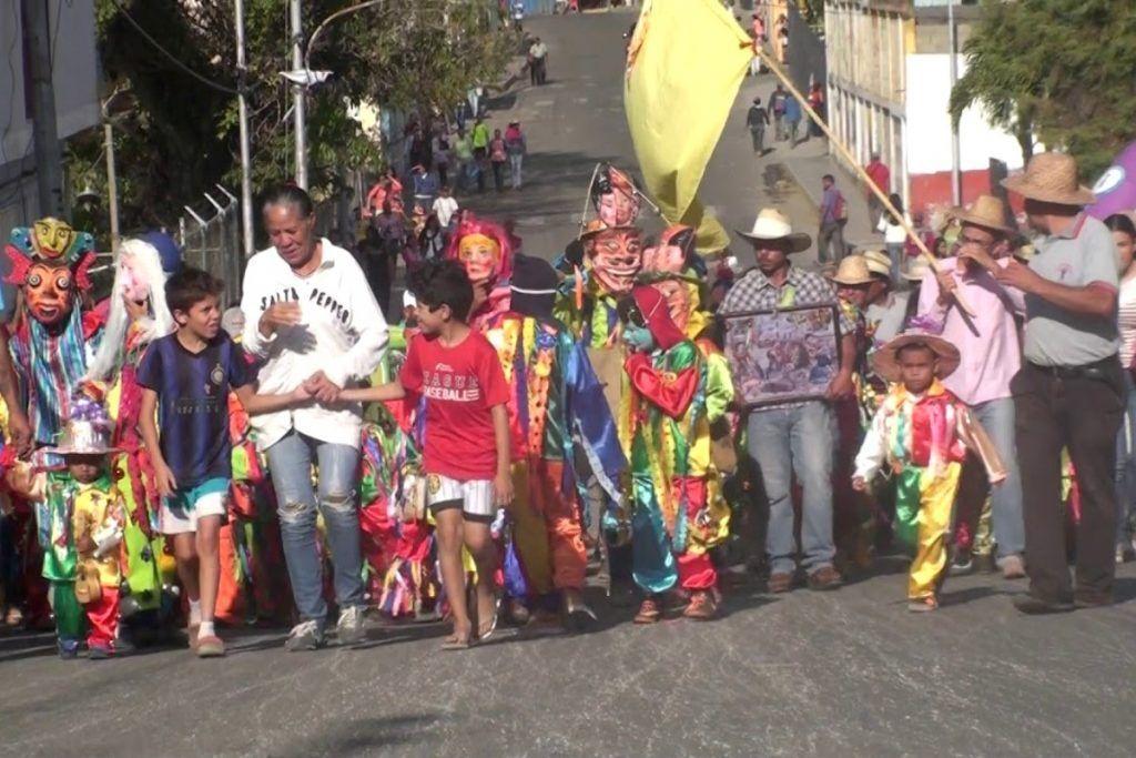 ¡Ay Zaragoza! Alegría y color visten a Sanare